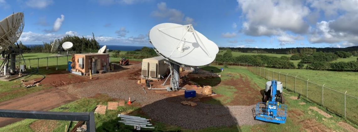 STS Global Satellite Stations